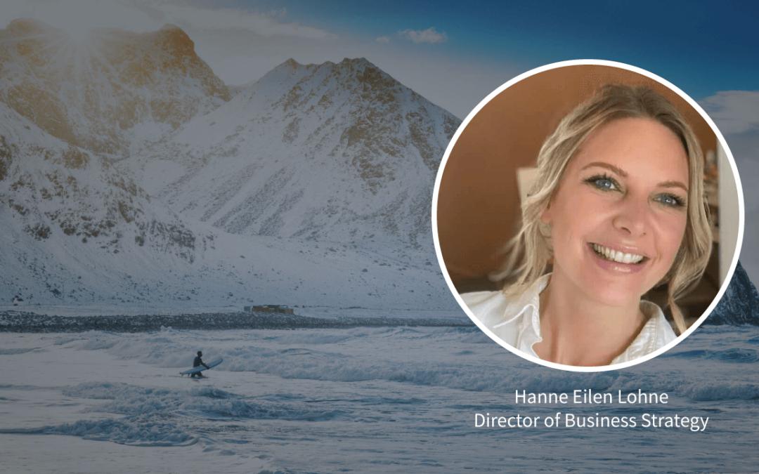 Bli kjent med Hanne Lohne og avdelingen Business Strategy