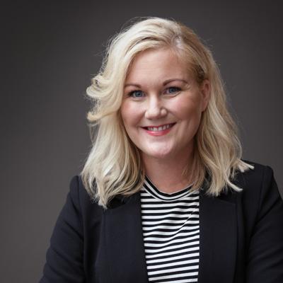 Karin Widmark, kommersiellt ansvarig Godare.